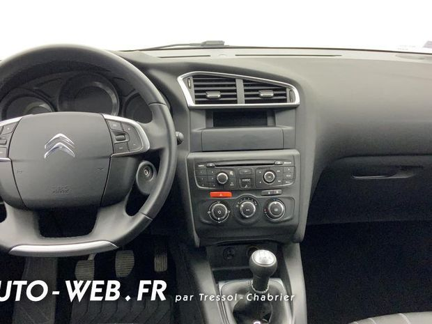 Photo miniature de la Citroën C4 PureTech 110 BVM Live 2016 d'occasion