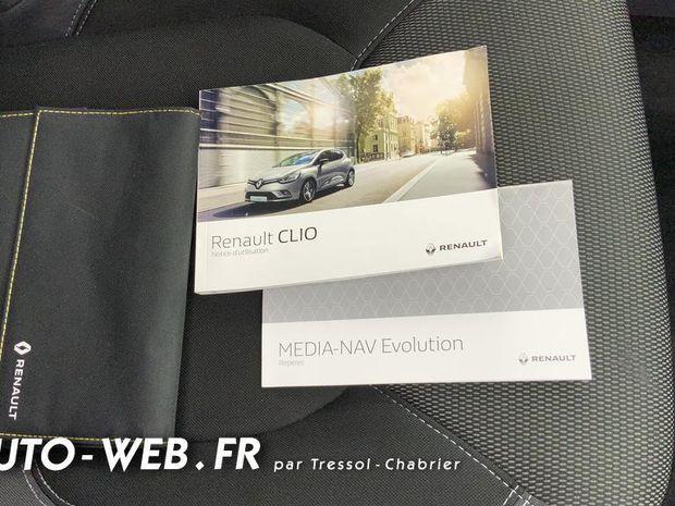 Photo miniature de la Renault Clio dCi 75 E6C Business 2018 d'occasion