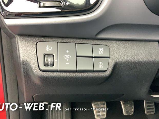 Photo miniature de la Kia Stonic 1.0 T-GDi 100 ch ISG BVM5 Design 2019 d'occasion