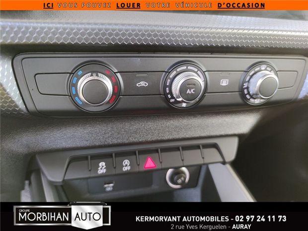 Photo miniature de la Audi A1 30 TFSI 116 CH S TRONIC 7 2019 d'occasion