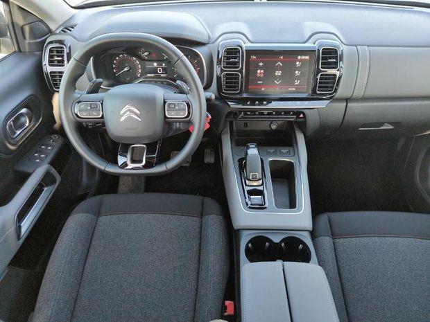 Photo miniature de la Citroën C5 Aircross BlueHDi 130ch S&S Live EAT8 E6.d-TEMP 2020 d'occasion