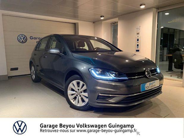 Photo miniature de la Volkswagen Golf 1.4 TSI 125ch Confortline 5p 2018 d'occasion