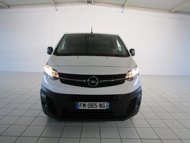 Photo miniature de la Opel Vivaro Fg F2700 L1H1 1.6 CDTI 120 Pack Clim + 2019 d'occasion
