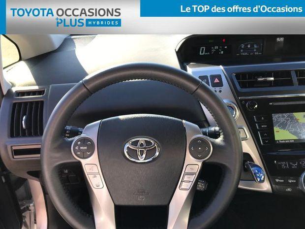 Photo miniature de la Toyota Prius + 136h Dynamic Business TSS 2019 d'occasion