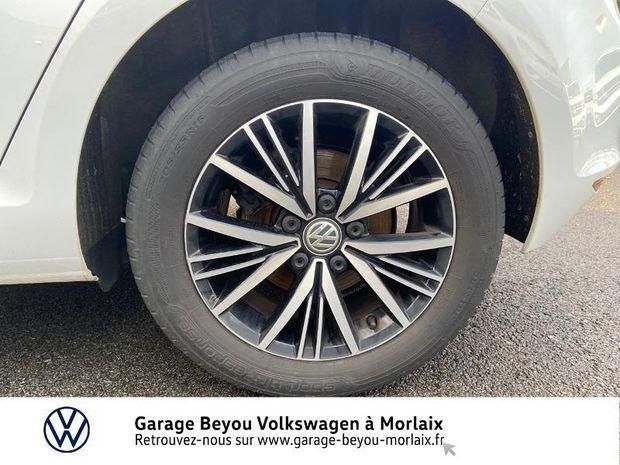 Photo miniature de la Volkswagen Golf 1.6 TDI 110ch BlueMotion Technology FAP Match 5p 2017 d'occasion