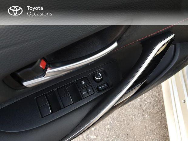 Photo miniature de la Toyota Corolla Touring Spt 122h Collection MY20 2020 d'occasion