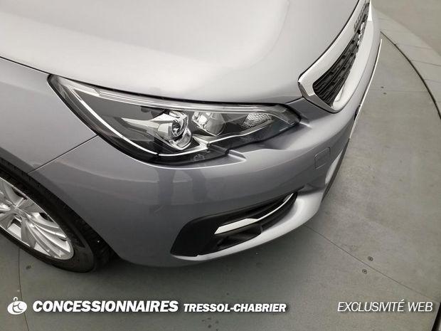 Photo miniature de la Peugeot 308 PureTech 110ch S&S BVM6 Style 2020 d'occasion