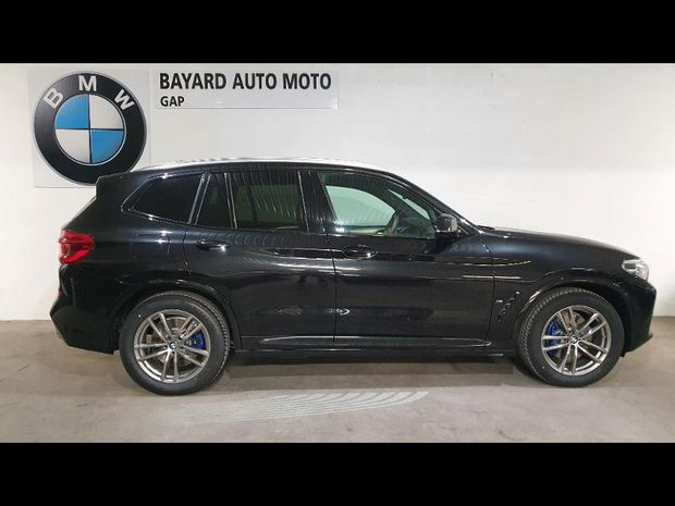 Photo miniature de la BMW X3 xDrive30eA 292ch M Sport E6d-T 10cv 2020 d'occasion