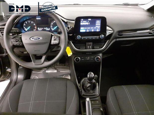 Photo miniature de la Ford Fiesta 1.1 85ch Trend 5p Euro6.2 2018 d'occasion