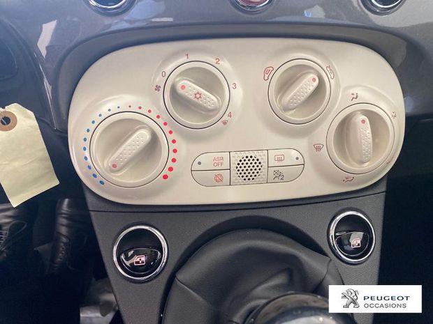 Photo miniature de la Fiat 500 1.0 70ch BSG S&S Lounge 2020 d'occasion
