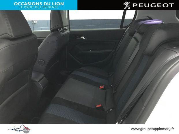 Photo miniature de la Peugeot 308 1.5 BlueHDi 130ch S&S Tech Edition EAT8 2018 d'occasion