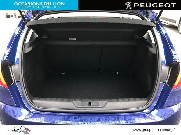 Photo miniature de la Peugeot 308 1.2 PureTech 110ch E6.3 S&S Active 2019 d'occasion