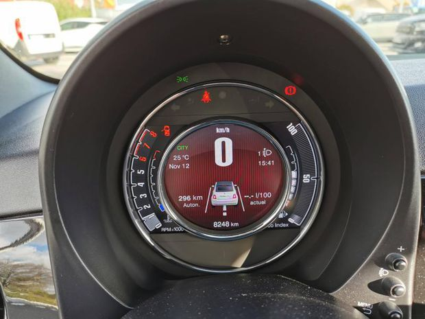 Photo miniature de la Fiat 500 C 1.2 8v 69ch Eco Pack 120th Euro6d 2019 d'occasion