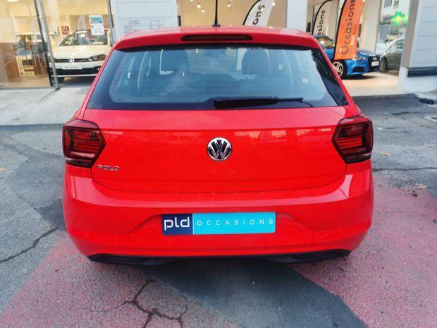 Photo miniature de la Volkswagen Polo 1.0 TSI 95ch Euro6d-T 2019 d'occasion