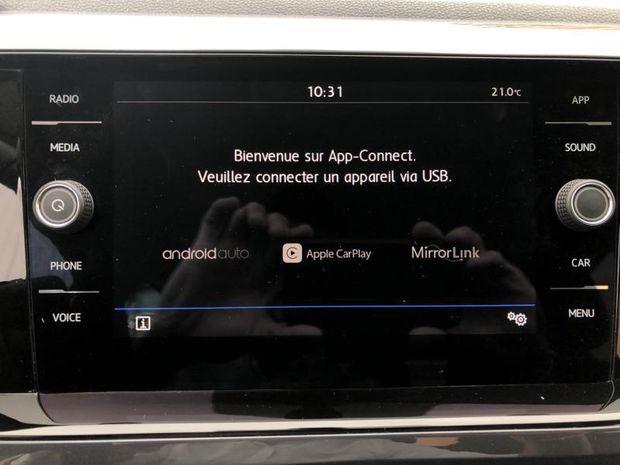 Photo miniature de la Volkswagen Polo 1.0 TSI 95ch IQ.Drive Euro6d-T 2020 d'occasion