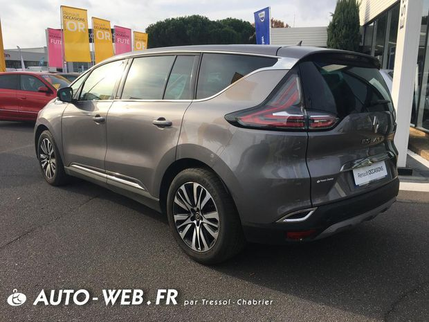 Photo miniature de la Renault Espace Blue dCi 200 EDC Initiale Paris 2019 d'occasion
