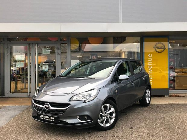 Photo miniature de la Opel Corsa 1.4 90 Design 120 ans Carplay Caméra 2019 d'occasion