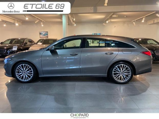 Photo miniature de la Mercedes CLA Shooting Brake 200 163ch Progressive Line 7G-DCT 2019 d'occasion