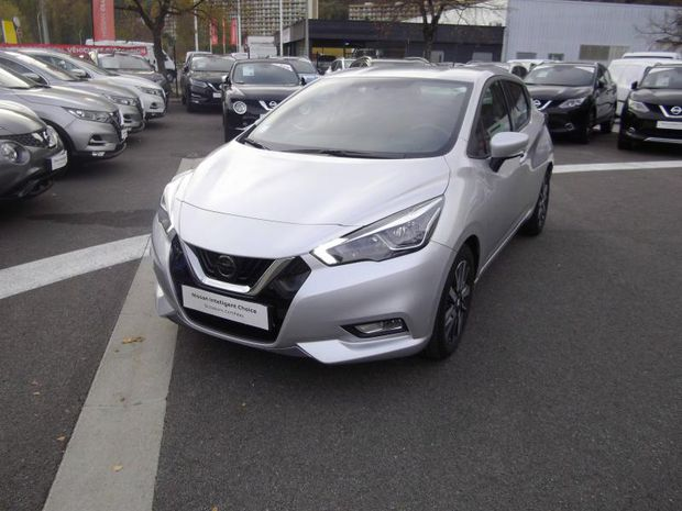 Photo miniature de la Nissan Micra 1.5 dCi 90ch Made In France 3 2018 Euro6c 2019 d'occasion