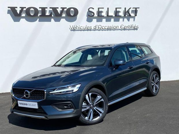 Photo miniature de la Volvo V40 V60 Cross Country D4 190ch AWD Cross Country Pro Geartronic 2021 d'occasion