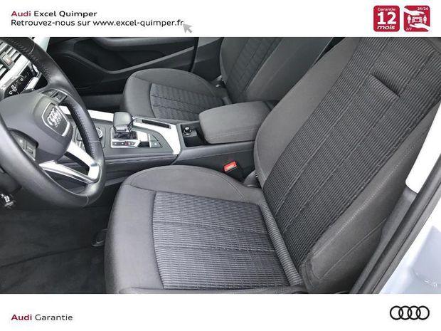 Photo miniature de la Audi A4 Avant 2.0 TDI 122ch Design S tronic 7 2017 d'occasion