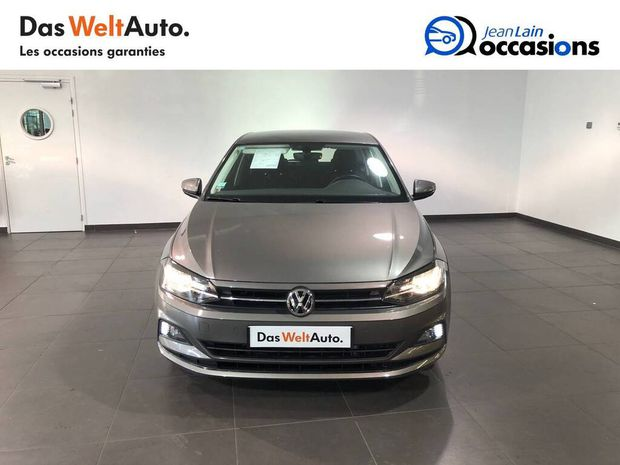 Photo miniature de la Volkswagen Polo 1.6 TDI 95 S&S DSG7 2019 d'occasion