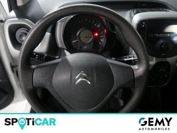 Photo miniature de la Citroën C1 VTi 68 Feel 5p 2017 d'occasion