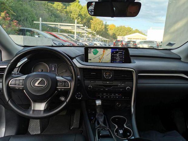 Photo miniature de la Lexus RX 450hL 4WD Luxe Euro6d-T 2018 d'occasion