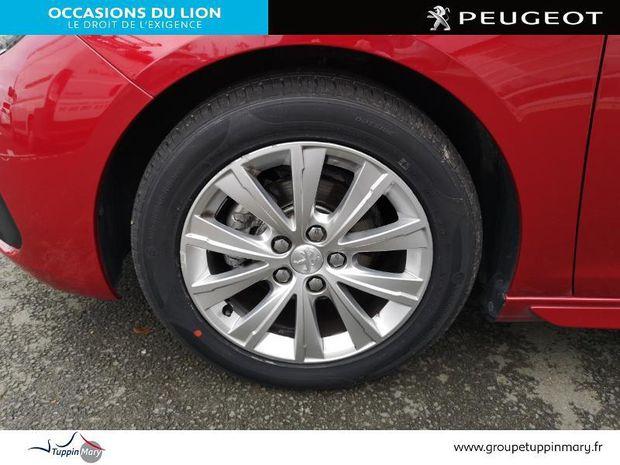 Photo miniature de la Peugeot 308 1.2 PureTech 110ch E6.c S&S Style 2018 d'occasion