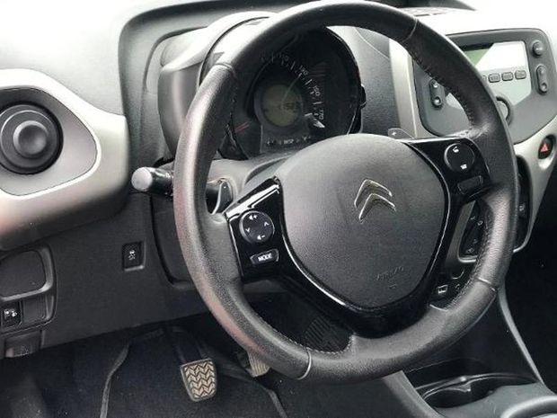 Photo miniature de la Citroën C1 VTi 72 Feel 3p 2019 d'occasion