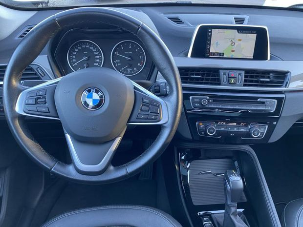 Photo miniature de la BMW X1 xDrive20dA 190ch xLine 2017 d'occasion