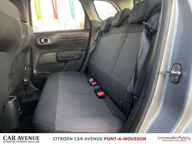 Photo miniature de la Citroën C3 Aircross PureTech 110ch S&S Feel 2020 d'occasion