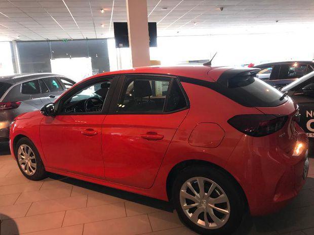 Photo miniature de la Opel Corsa 1.2 Turbo 100ch Edition 2019 d'occasion