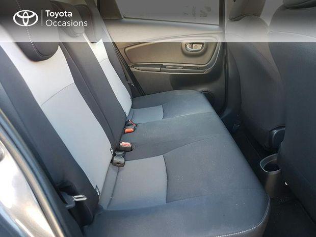 Photo miniature de la Toyota Yaris 100h Dynamic 5p RC18 2018 d'occasion