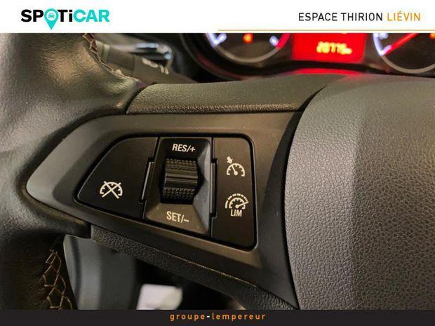 Photo miniature de la Opel Corsa 1.4 90ch Edition Start/Stop 5p 2018 d'occasion