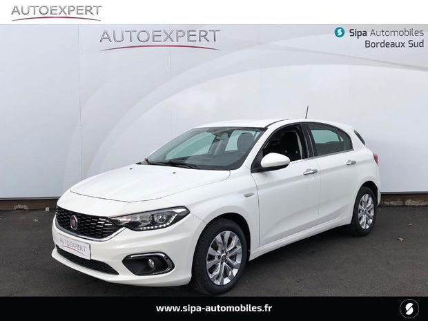 Photo miniature de la Fiat Tipo 1.3 MultiJet 95ch Business S/S 5p 2017 d'occasion