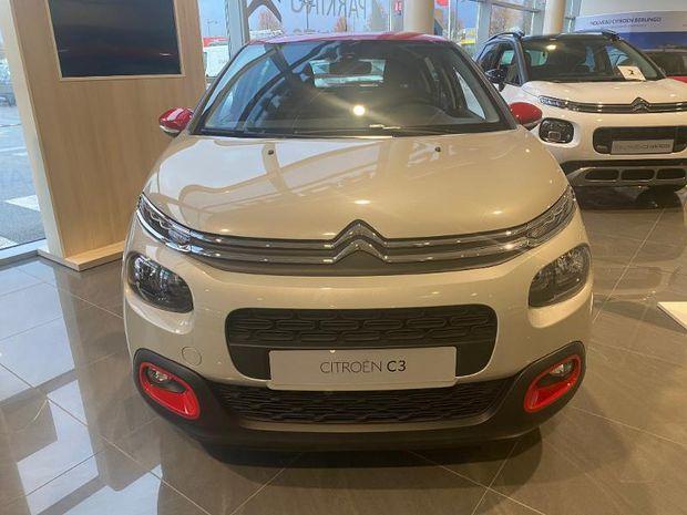 Photo miniature de la Citroën C3 PureTech 110ch Feel S&S E6.d 6cv 2020 d'occasion