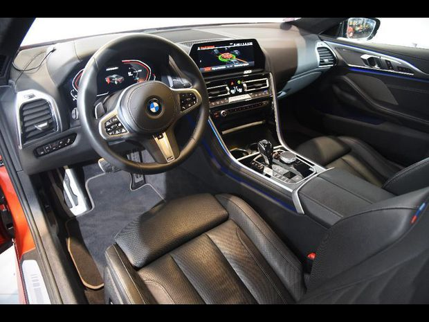 Photo miniature de la BMW Serie 8 M850iA 530ch xDrive 2018 d'occasion