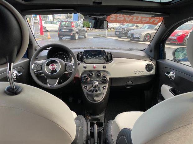 Photo miniature de la Fiat 500 1.0 70ch BSG S&S Star 2020 d'occasion