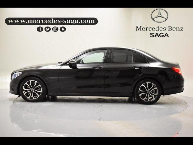 Photo miniature de la Mercedes Classe C 220 d 194ch Avantgarde Line 9G-Tronic 2019 d'occasion