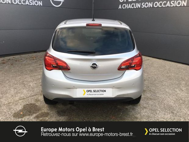 Photo miniature de la Opel Corsa 1.4 Turbo 100ch Design 120 ans Start/Stop 5p 2019 d'occasion