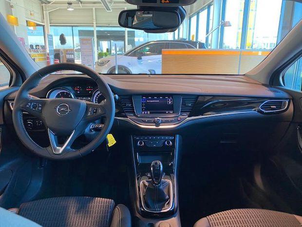 Photo miniature de la Opel Astra 1.2 Turbo 130ch Elegance 2020 d'occasion