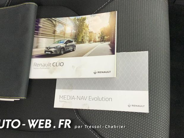 Photo miniature de la Renault Clio dCi 75 Energy Business 2018 d'occasion