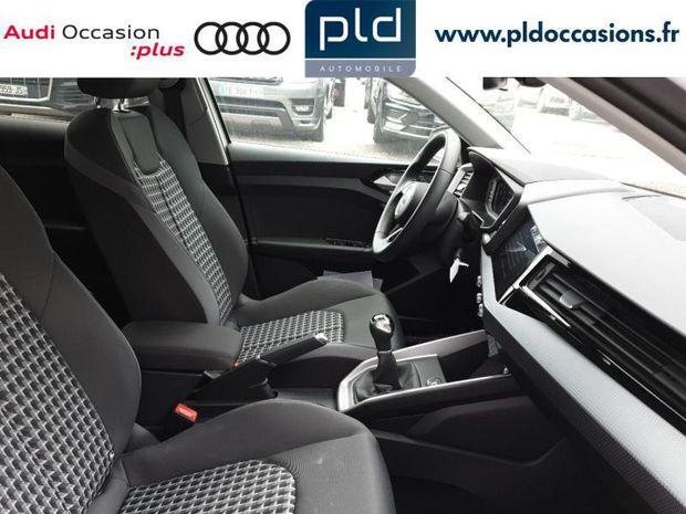 Photo miniature de la Audi A1 Sportback 25 TFSI 95ch Design 2020 d'occasion