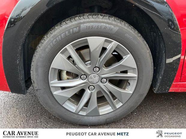 Photo miniature de la Peugeot 208 e-208 136ch Allure 2020 d'occasion