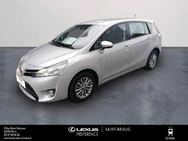 Photo miniature de la Toyota Verso 132 VVT-i Dynamic 2017 d'occasion