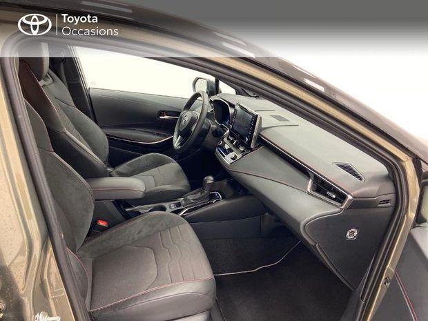 Photo miniature de la Toyota Corolla 122h Collection 2019 d'occasion