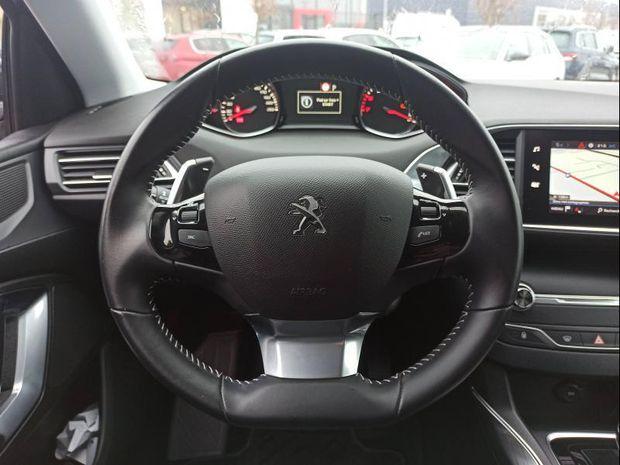 Photo miniature de la Peugeot 308 SW 1.2 PureTech 130ch E6.c S&S Allure Business EAT8 2019 d'occasion
