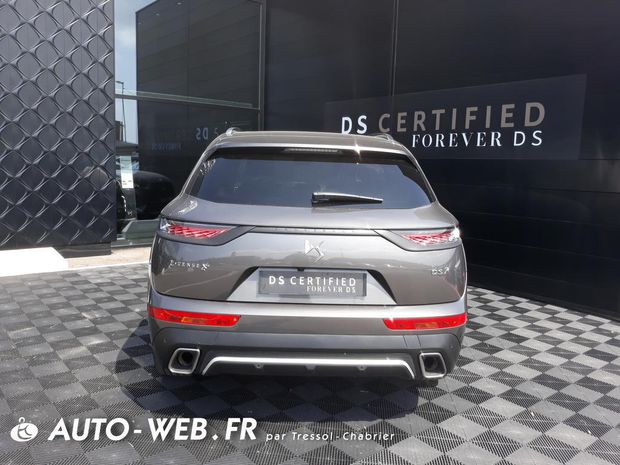 Photo miniature de la DS DS 7 DS7 Crossback Hybride E-Tense EAT8 4x4 Grand Chic 2020 d'occasion