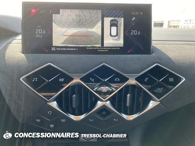 Photo miniature de la DS DS 3 DS3 Crossback PureTech 130 S&S EAT8 Performance Line+ 2020 d'occasion